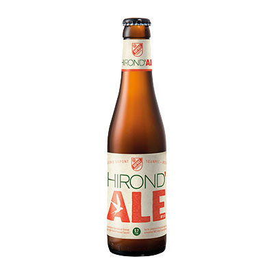 5410702001413 Hirond'Ale #1.0 - 33cl Bottle conditioned beer